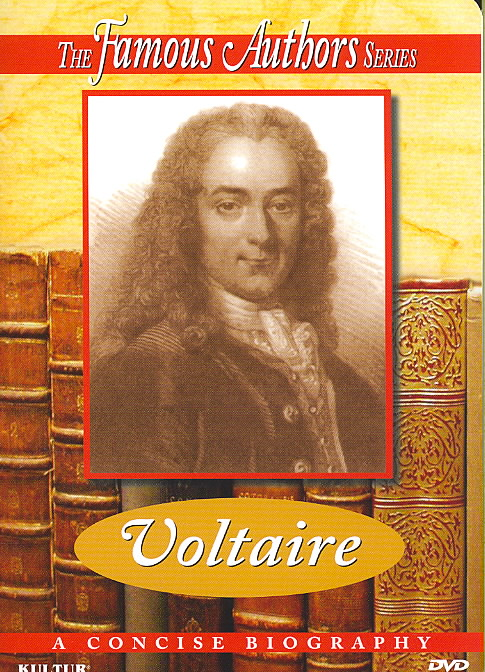 FAMOUS AUTHORS:VOLTAIRE (DVD)